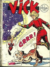 Vick -15- Le satanique professeur Droner