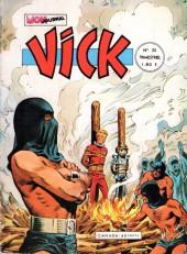 Vick -23- Le cercueil de l'espace