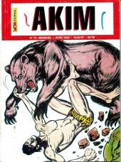 Akim (2e série) -73- Garf la panthère noire