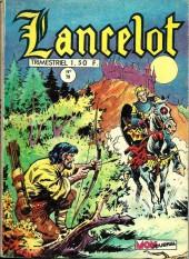 Lancelot (Mon Journal) -78- Le château de l'épouvante