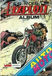 Les rois de l'exploit -Rec34- Album N°34 (n° 62 + Spécial n°5 + Spécial n°6)