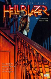 Hellblazer (1988) -INT12- How to play with fire