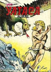 Yataca (Fils-du-Soleil) -Rec31- Album N°31 (du n°114 au n°116)
