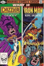 What If? vol.1 (Marvel comics - 1977) -33- What if Dazzler Had Become the Herald of Galactus?