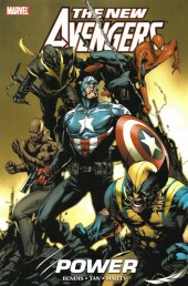 New Avengers (The) (2005) -INT10a- Power