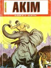 Akim (2e série) -Rec06- Album N°6 (du n°16 au n°18)