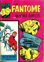 Le fantôme (1re Série - Aventures Américaines) -Rec35- Album N°35 (du n°382 au n°386)