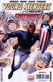 Young Avengers presents (2008) -1- Patriot