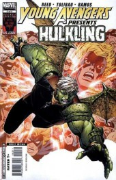 Young Avengers presents (2008) -2- Hulkling