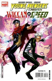 Young Avengers presents (2008) -3- Wiccan & Speed