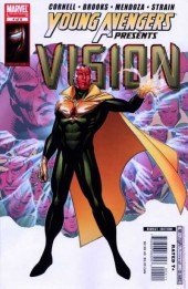 Young Avengers presents (2008) -4- The Vision