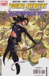Young Avengers presents (2008) -6- Hawkeye