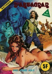Satires (Elvifrance) -7- D'Artagnan