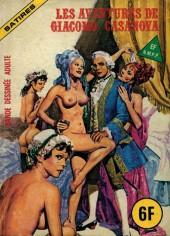 Satires (Elvifrance) -8- Les aventures de Giacomo Casanova