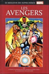Marvel Comics : Le meilleur des Super-Héros - La collection (Hachette) -1- Les Avengers