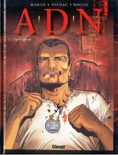 A.D.N. -1- L'Espèce temps