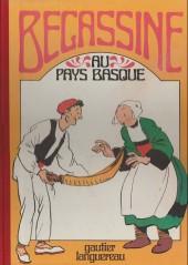 Bécassine -12c74- Bécassine au pays basque
