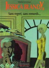Jessica Blandy -8- Sans regret, sans remords...