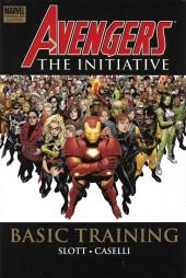 Avengers: The Initiative (2007) -INT01- Basic Training