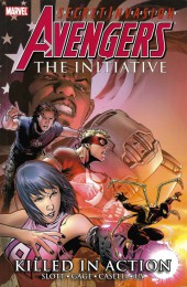 Avengers: The Initiative (2007) -INT02a- Killed in Action