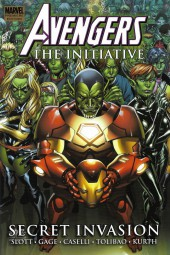 Avengers: The Initiative (2007) -INT03- Secret Invasion