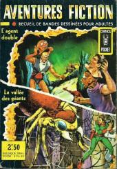 Aventures fiction (2e série) -Rec3008- Album N°3008 (n°1 et n°2)