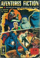 Aventures fiction (2e série) -Rec3035- Album N°3035 (n°9 et n°10)