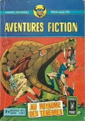 Aventures fiction (2e série) -Rec3649- Album N°3649 (n°54 et n°55)
