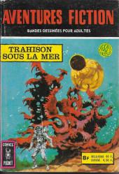 Aventures fiction (2e série) -Rec3556- Album N°3556 (n°48 et n°49)