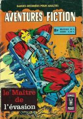 Aventures fiction (2e série) -Rec3604- Album N°3604 (n°52 et n°53)