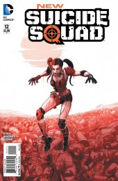 New Suicide Squad (2014) -12- Monsters, Part Four