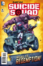New Suicide Squad (2014) -14- Freedom, Part Two
