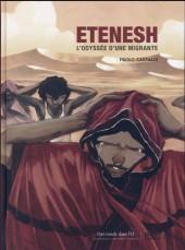 Etenesh, l'odyssée d'une migrante