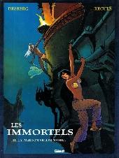 Les immortels (Desberg/Reculé) -3- La passion selon Nahel