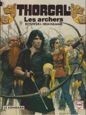 Thorgal -9Fina- Les archers
