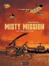 Misty Mission -1- Sur la Terre comme au ciel