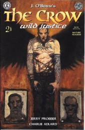Crow (The): Wild Justice (1996) -2- Issue 2