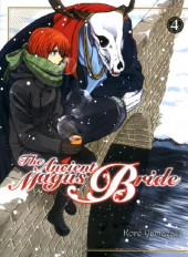 Ancient Magus Bride (The) -4- Tome 4