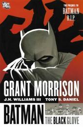 Batman (1940) -INTa- The Black Glove
