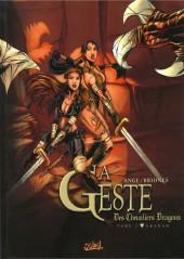 La geste des Chevaliers Dragons -2a2010- Akanah