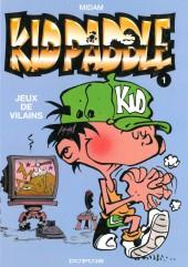 Kid Paddle -1a2000- Jeux de vilains
