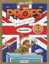 Les profs -BO1a15- Gladys, prof d'anglais