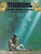 Thorgal -12c1998- La cité du dieu perdu