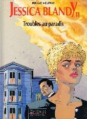 Jessica Blandy -11- Troubles au paradis