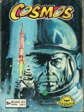 Cosmos (2e série) -Rec11- Album N°547 (du n°38 au n°40)