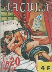 Jacula -Rec20- Spécial Relié N°20 (du n°59 au n°61)