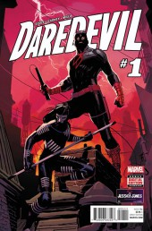Daredevil Vol. 5 (Marvel - 2016) -1- Issue 1