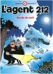 L'agent 212 -6b2010- Ronde de nuit