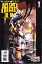 Ultimate Iron Man II (2008) -1- Ultimate Iron man II (2008)
