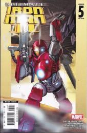 Ultimate Iron Man II (2008) -5- Ultimate Iron man II (2008)